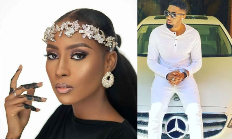 Nude Video: Deezell sues ex-lover Maryam Booth for N10 million