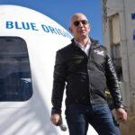 World's Wealthiest Man Jeff Bezos 'Ready To Ride Own Rocket To Space'